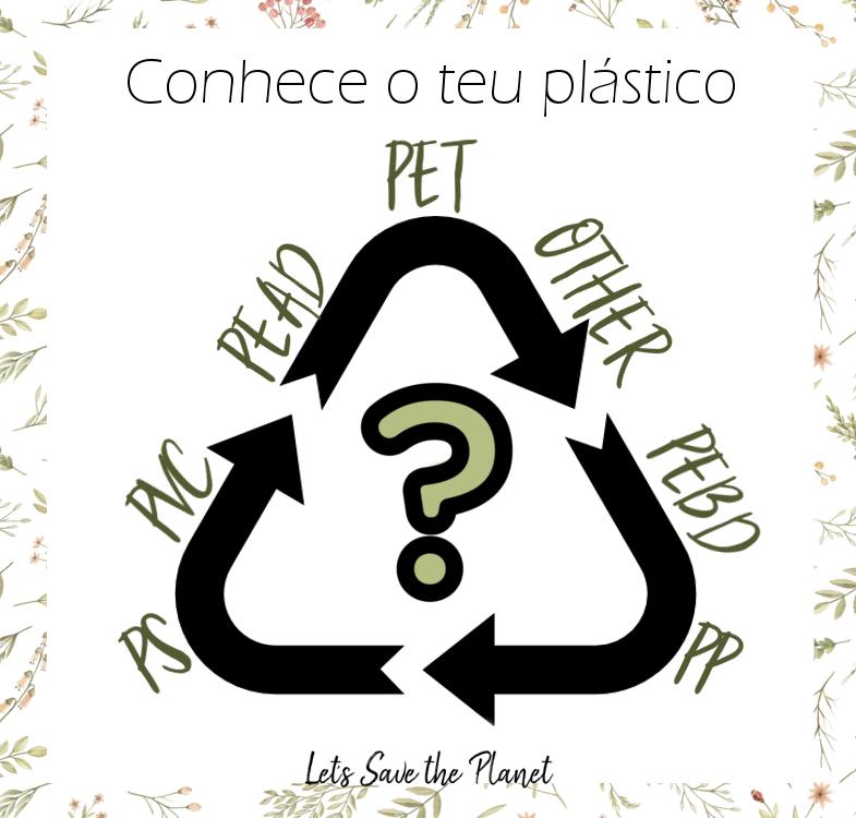 conheces os 7 tipos de plástico?