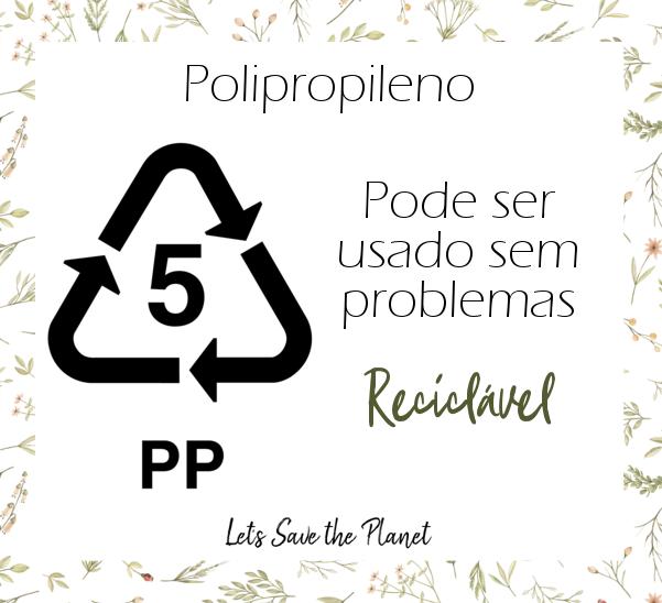 tipo 5 PP - polipropileno