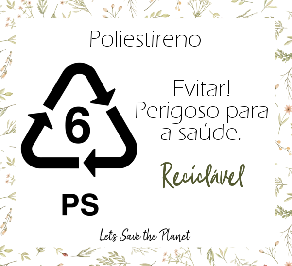 tipo 6 PS - Poliestireno