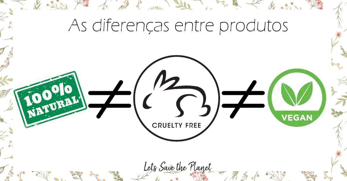 os símbolos são diferentes e os produtos também.
