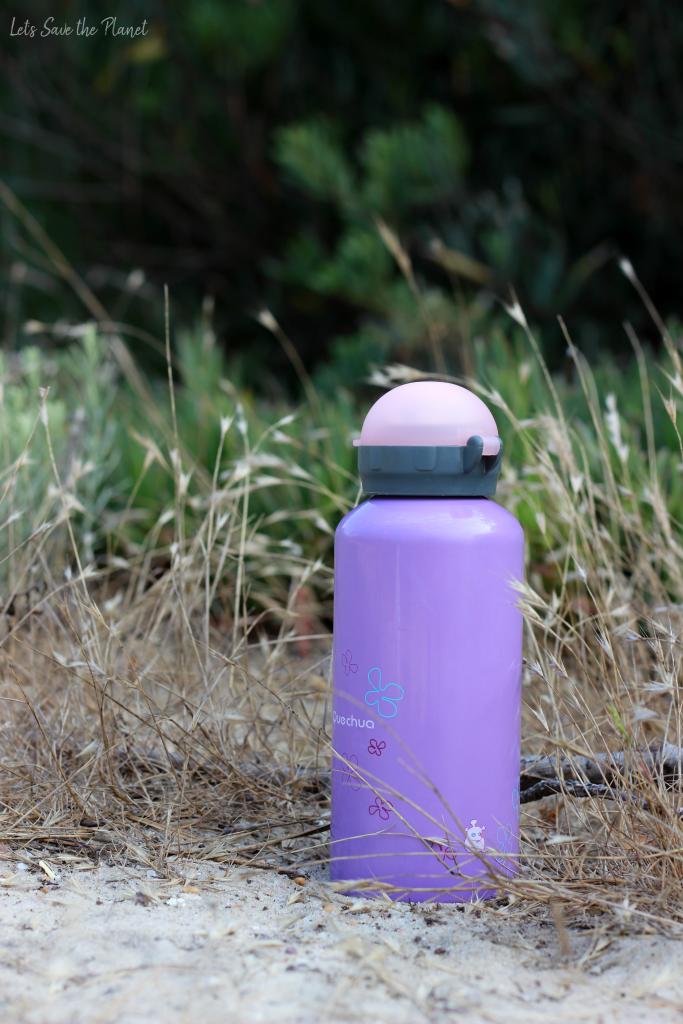 As garrafas de água de alumínio ou inox também são uma ótima opção mas entre estas duas há diferenças significativas.