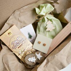 Prendas de Natal ecológicas
